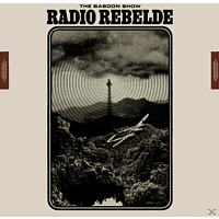 The Baboon Show - Radio Rebelde (Standard Edition) [CD]