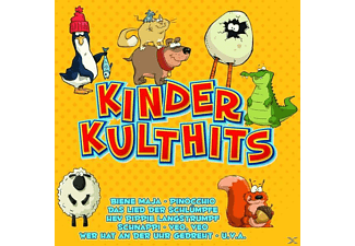 Kiddy Cats - Kinder Kulthits - (CD)