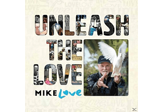 Mike Love - Unleash The Love - (CD)