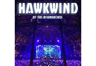 Hawkwind - At The Roundhouse (2CD+1DVD Box) - (CD + DVD Video)