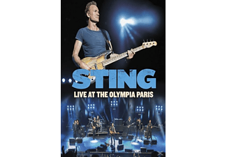 Sting - Live At The Olympia Paris (DVD) - (DVD)