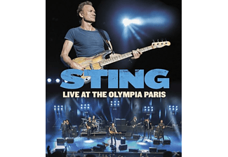 Sting - Live At The Olympia Paris (Blu-Ray) - (Blu-ray)
