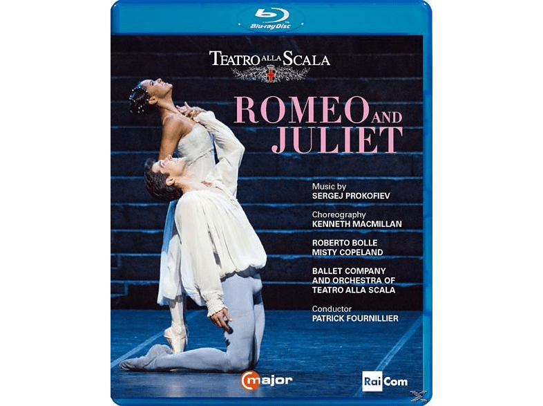 VARIOUS - Romeo And Juliet [Blu-ray]