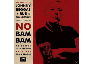 Johnny Reggae Rub Foundation - No Bam Bam - (CD)