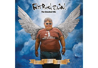 Fatboy Slim - The Greatest Hits (Why Try Harder) - (Vinyl)