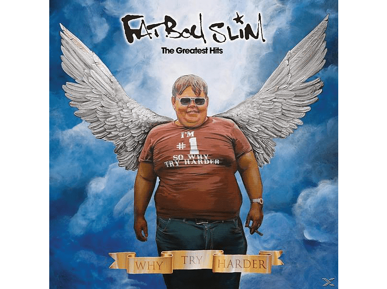 Fatboy Slim - The Greatest Hits (Why Try Harder) [Vinyl]