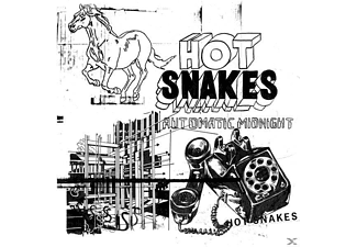 Hot Snakes - Automatic Midnight - (CD)
