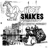 Hot Snakes - Automatic Midnight [CD]