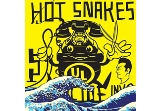 Hot Snakes - Suicide Invoice - (LP + Download)