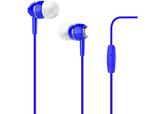 PURO Chrome, In-ear Kopfhörer, Blau
