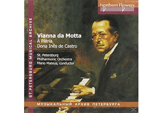St Petersburg Philharmonic Orchestra - Symphony To My Fatherland - (CD)