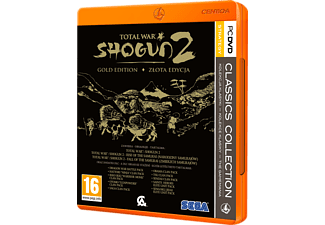 Total War: Shogun II - Gold Edition (Classics Collection) (PC)