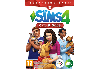 SEGA The Sims 4 Cats & Dogs PC