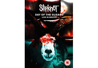 Slipknot - Day Of The Gusano-Live In Mexico - (DVD)