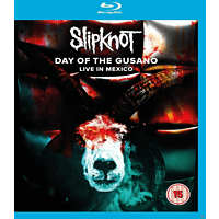 Slipknot - Day Of The Gusano-Live In Mexico [Blu-ray]