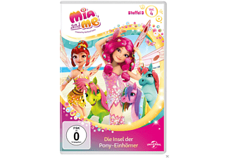 MIA AND ME - 3.4 STAFFEL - (DVD)