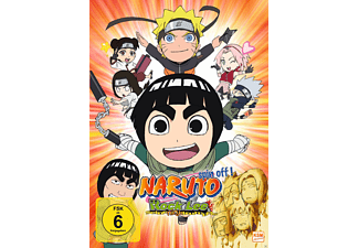 Naruto Spin-Off Rock Lee und seine Ninja-Kumpels - Vol 1 (Episoden 1-13) - (DVD)