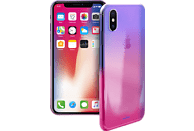 """PURO """"Hologram"""" Cover , Backcover, Apple, iPhone X, Pink"""