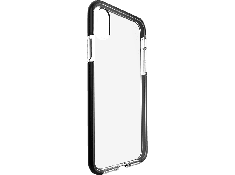 "PURO ""Hard Shield"" Cover , Backcover, Apple, iPhone X, Schwarz"