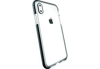 "PURO ""Flex Shield"" Cover Backcover Apple iPhone X  Schwarz"