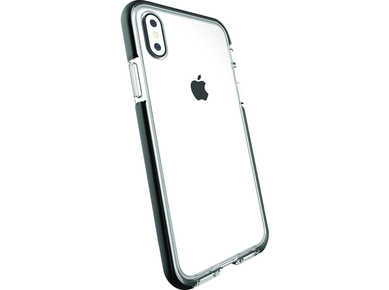 "PURO ""Flex Shield"" Cover , Backcover, Apple, iPhone X, Schwarz"