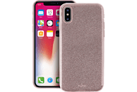 """PURO """"Shine Cover"""" , Backcover, Apple, iPhone X, Rose Gold"""