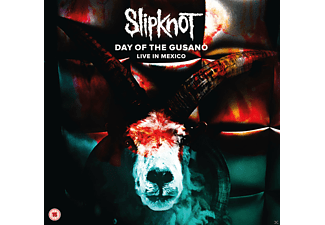 Slipknot - Day Of The Gusano-Live In Mexico (Ltd.3LP+DVD) - (LP + DVD Video)