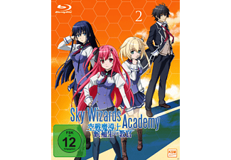 Sky Wizards Academy - Vol 2 (Episoden 7-12+OVA) - (Blu-ray)