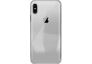"PURO ""Verge"" Cover Backcover Apple iPhone X  Silber"