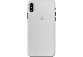 "PURO ""0.3 Nude"" Cover iPhone X Handyhülle, Transparent"
