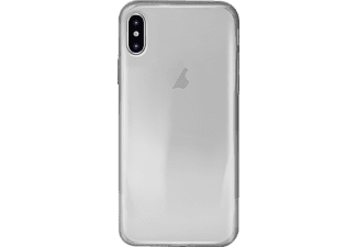 PURO 0.3 Nude Handyhülle, Transparent, passend für Apple iPhone X