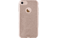 PURO Shine , Backcover, Apple, iPhone 6, iPhone 6s, iPhone 7, iPhone 8, Gold