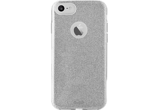 PURO Shine Backcover Apple iPhone X  Silber