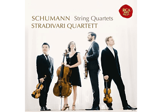 Stradivari Quartett - The String Quartets - (CD)