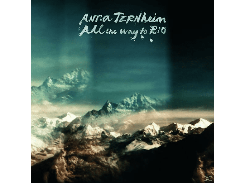 Anna Ternheim - All the Way to Rio [CD]