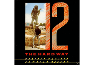 Various - 12 The Hard Way - (Vinyl)