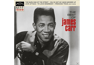 James Carr - The Best Of - (CD)