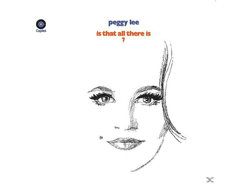 Peggy Lee - Is That All There Is (LP) [Vinyl]