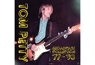 Tom Petty - Broadcast Collection '77-'93 - (CD)