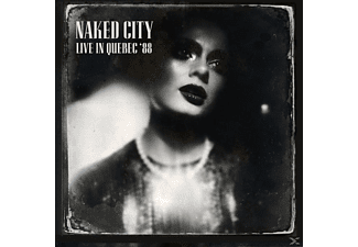 Naked City - Live In Quebec '88 - (CD)
