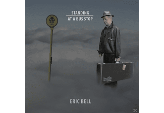 Eric Bell - Standing At A Bus Stop - (CD)