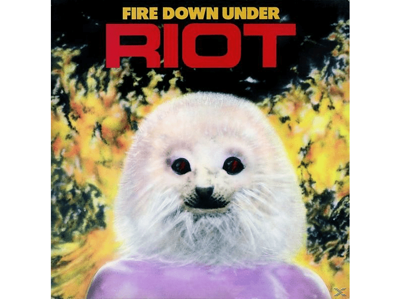 Riot - Fire Down Under (Collector's Edition) [CD]