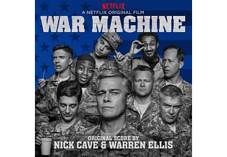 Nick Cave, Warren Ellis - War Machine (A Netflix OST,2LP,Farbig) - (Vinyl)