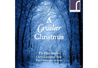 Paul/the Ebor Singers Gameson - A Cavalier Christmas - (CD)