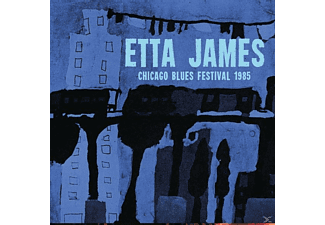 James Etta - Chicago Blues Festival 1985 - (Vinyl)