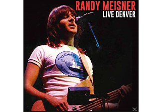 Randy Meisner - Live Denver - (CD)