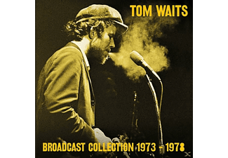 Tom Waits - Broadcast Collection 1973-1978 - (CD)