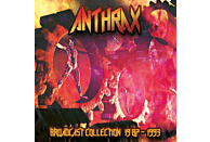 Anthrax - Broadcast Collection 1987-1993 [CD]