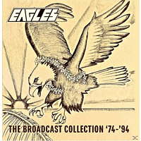Eagles - Broadcast Collection '74-'94 [CD]