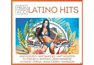 VARIOUS - Mega-Latino Hits - (CD)